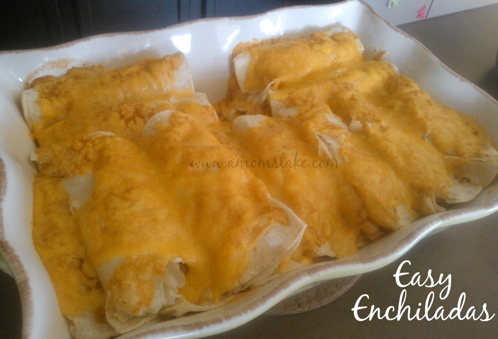 10 Attractive Easy Dinner Ideas With Chicken easy dinner recipes easy chicken enchilada recipe a moms take 2020