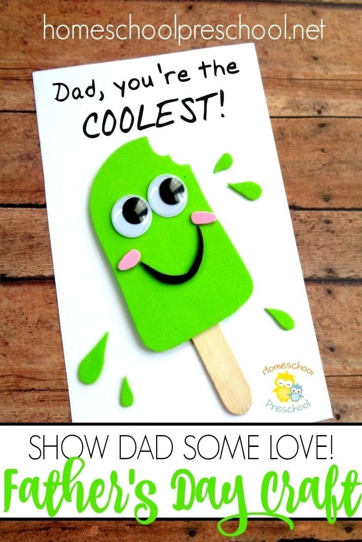 10 Elegant Fathers Day Ideas For Toddlers easy diy fathers day craft that kids can make dads craft and father
