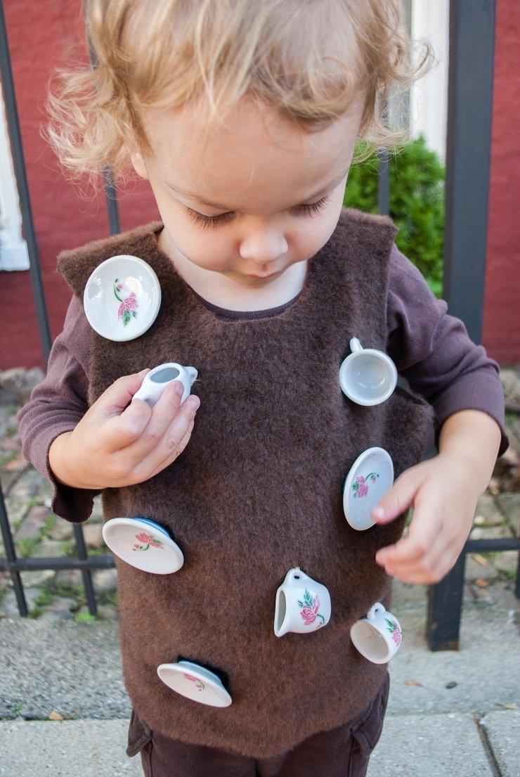 10 Perfect Ideas For Kids Halloween Costumes easy diy halloween costume for toddlers bull in a china shop 3 2021