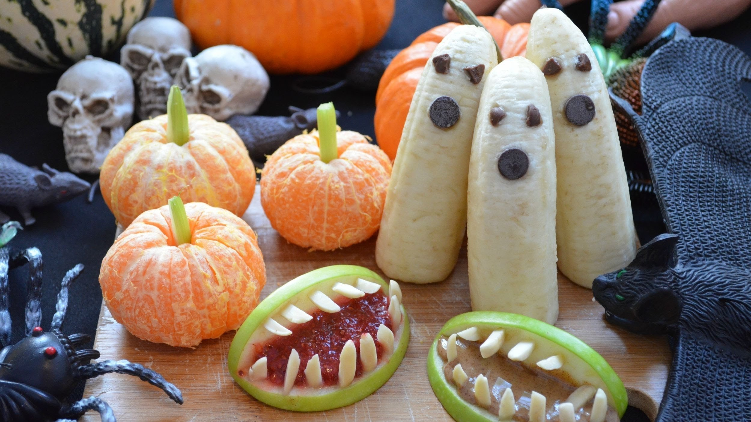 10 Cute Halloween Treat Ideas For Kids easy diy halloween treats fablunch youtube 2020