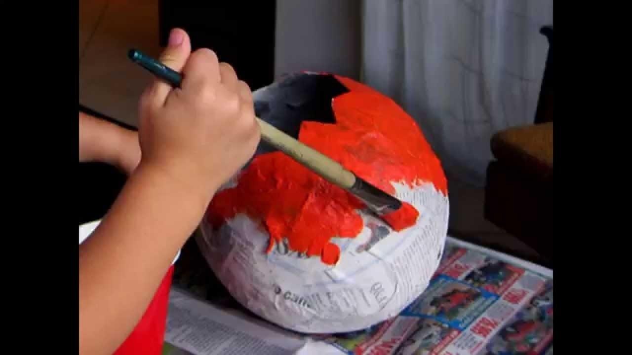10 Lovable Paper Mache Ideas For Kids easy diy paper mache crafts for kids youtube 2021