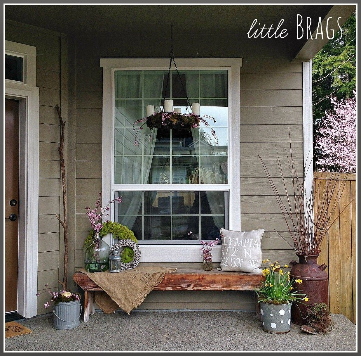 10 Ideal Front Porch Decorating Ideas For Spring easy diy spring crafts porch spring and front porches 2021