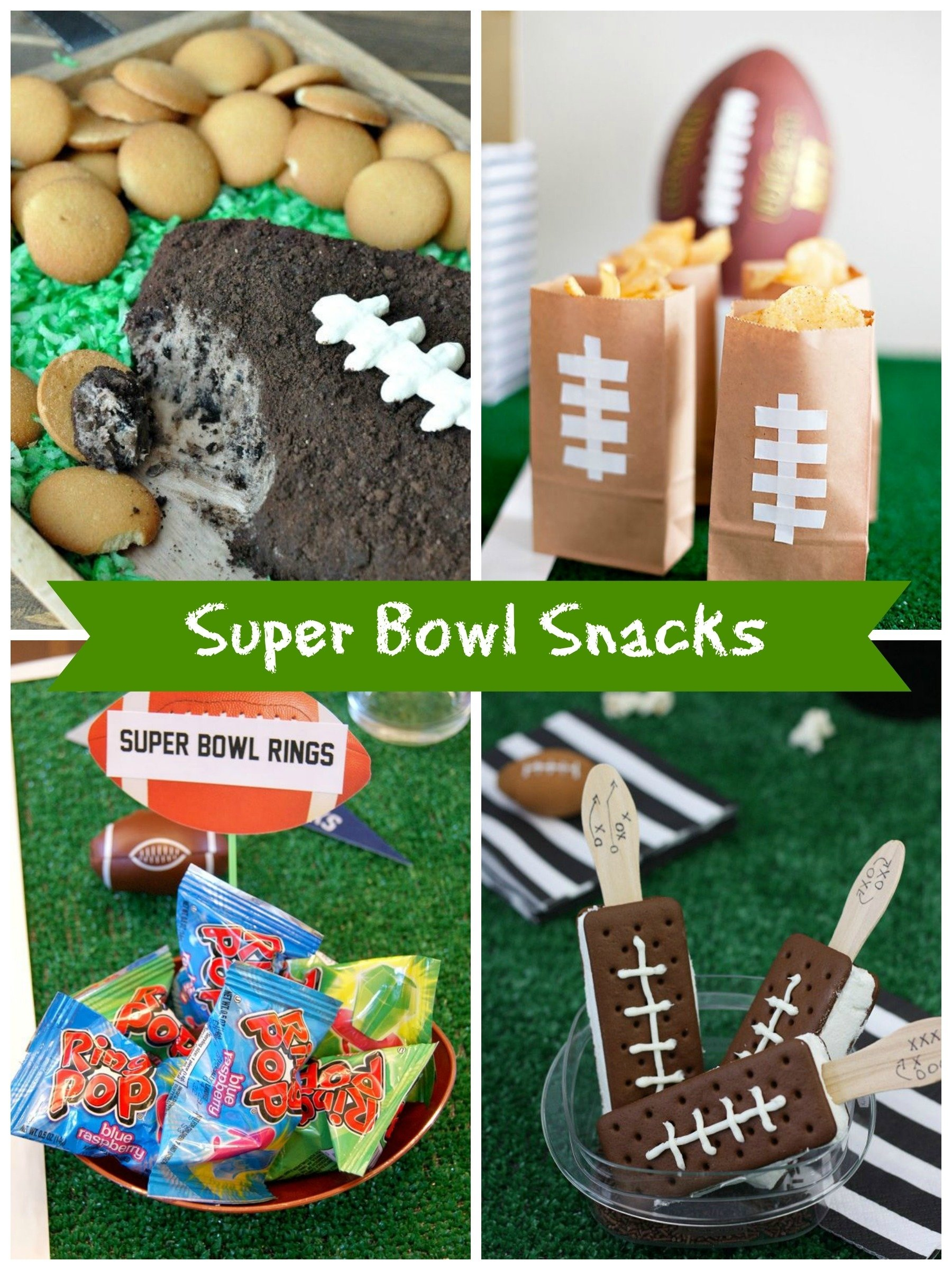 10 Gorgeous Super Bowl Party Ideas Pinterest easy diy super bowl party ideas creative juice 4 2020