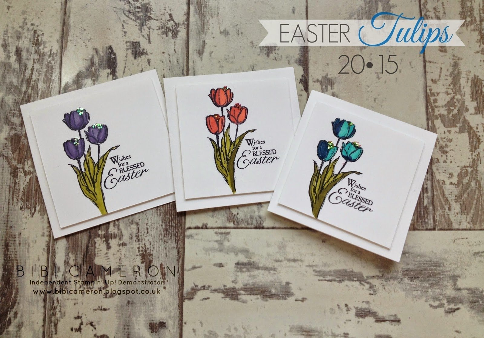 10 Lovable Stampin Up Easter Card Ideas easy elegant easter card blessed easter stampstampin up