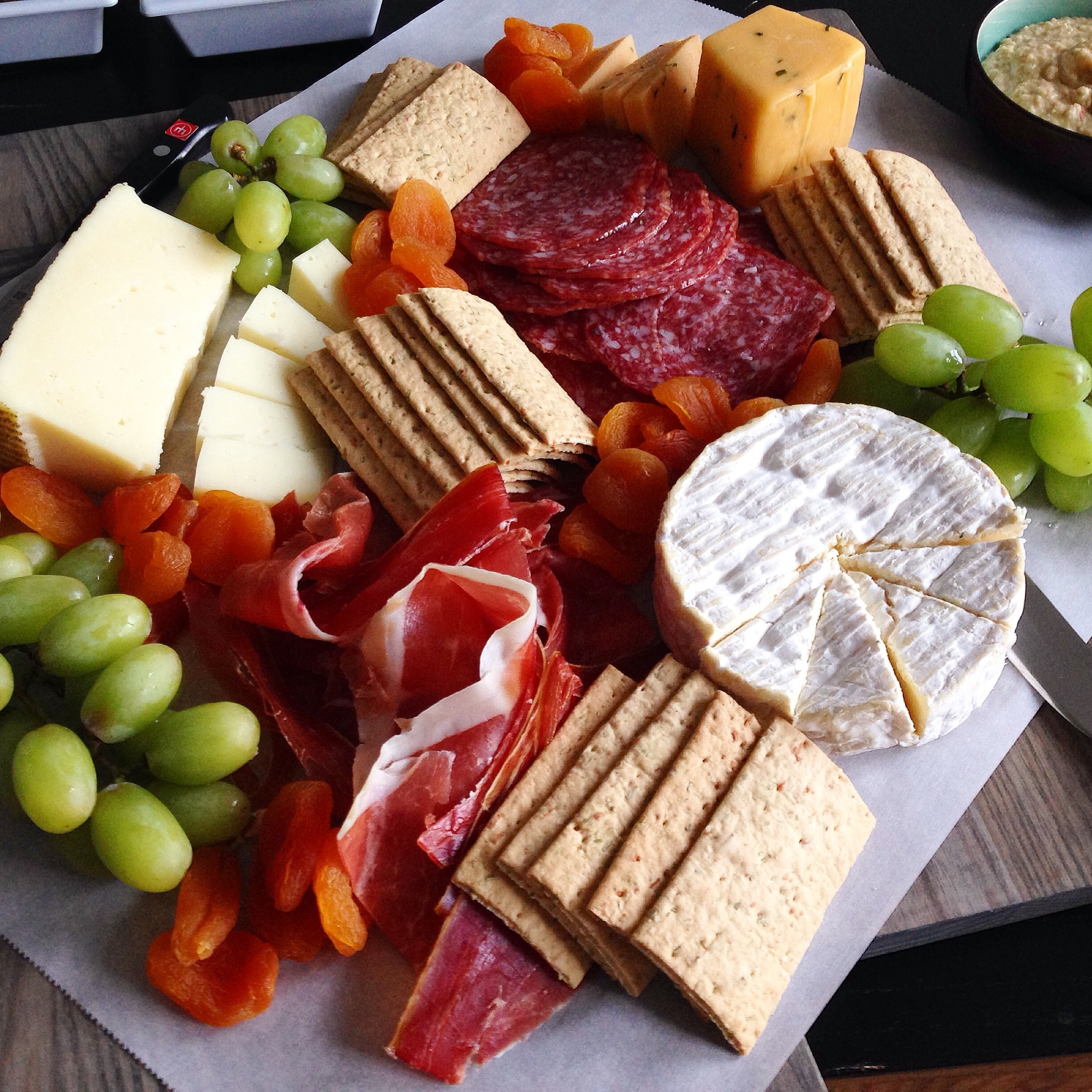 10 Gorgeous Cheese And Meat Platter Ideas easy entertaining charcuterie and cheese board ahu eats 2 2020