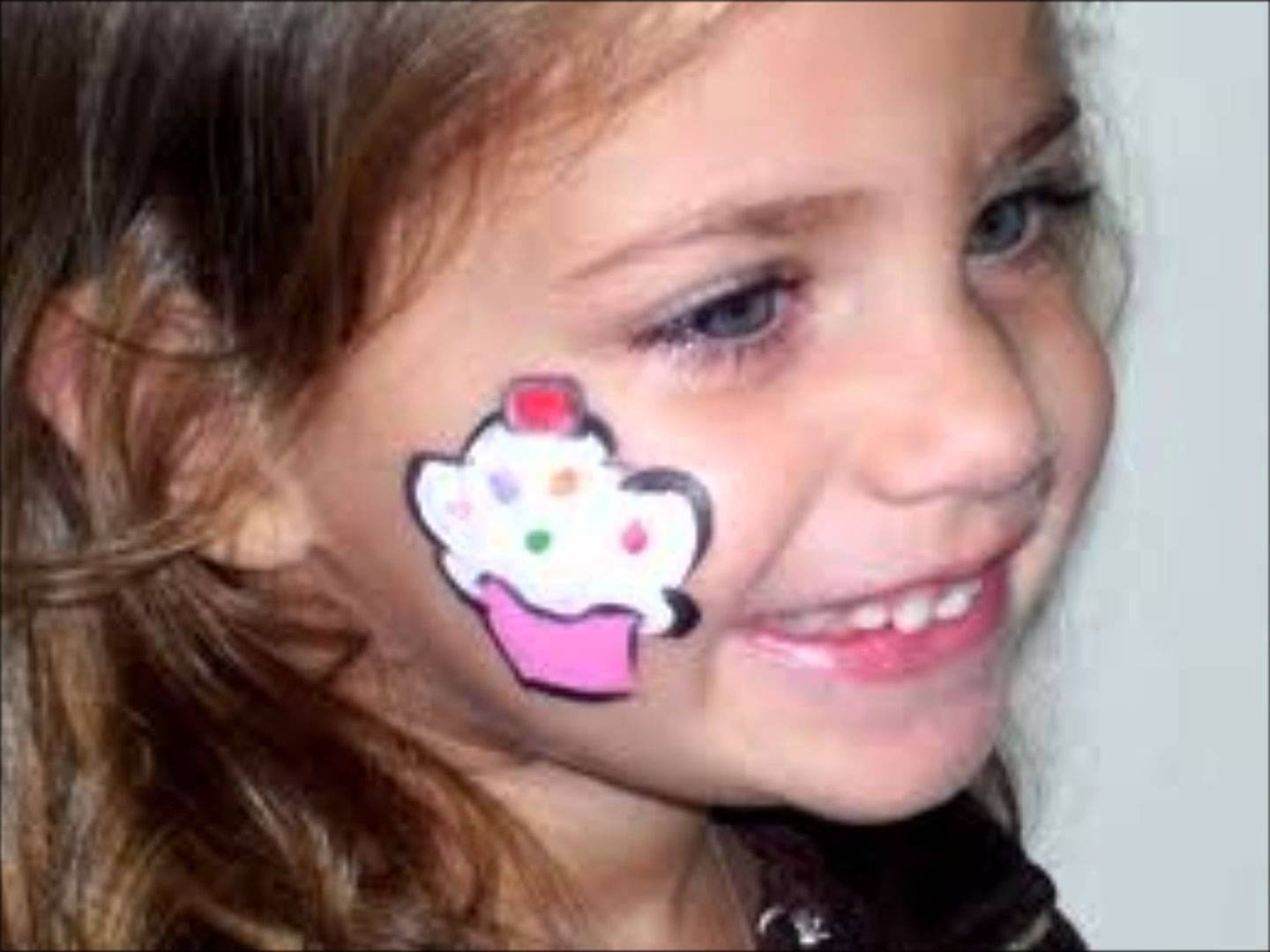 10 Famous Face Painting Ideas Step By Step easy face painting ideas for kids simple face painting 5 2020