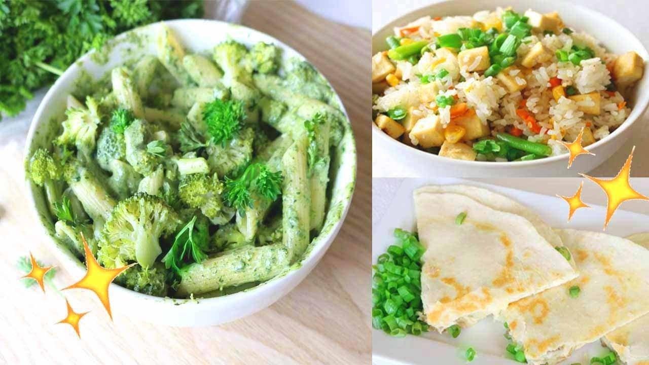10 Fantastic Easy And Healthy Dinner Ideas easy healthy dinner ideas vegan recipes f09f8cbf youtube