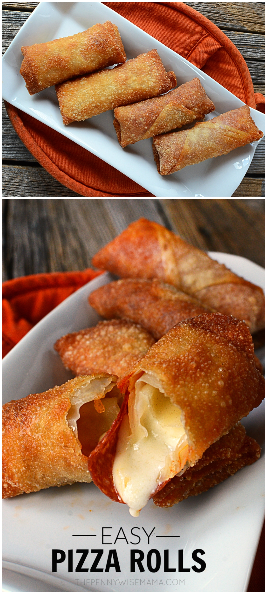 10 Lovely Egg Roll Wrapper Recipe Ideas easy homemade pizza rolls recipe delicious appetizers pizza 2021