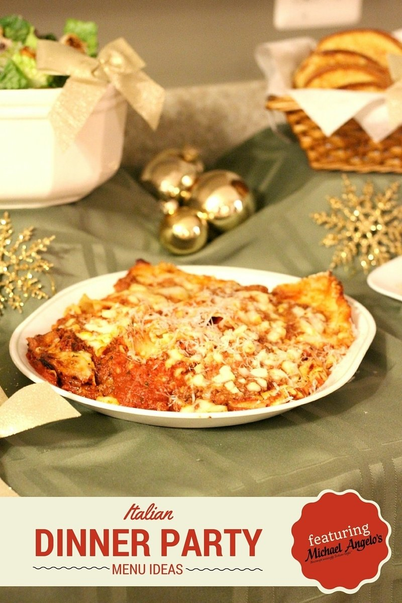10 Wonderful Ideas For A Dinner Party easy italian dinner party menu ideas featuring michael angelos 2020