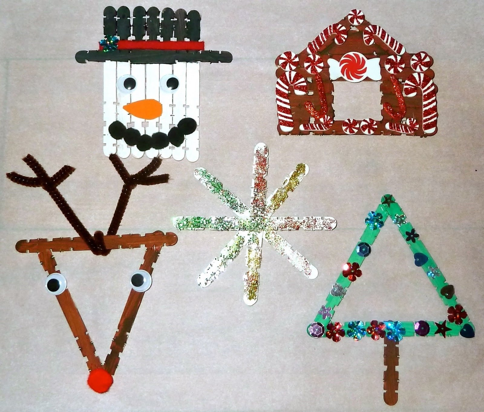 10 Wonderful Kids Craft Ideas For Christmas easy kids christmas crafts find craft ideas 2021