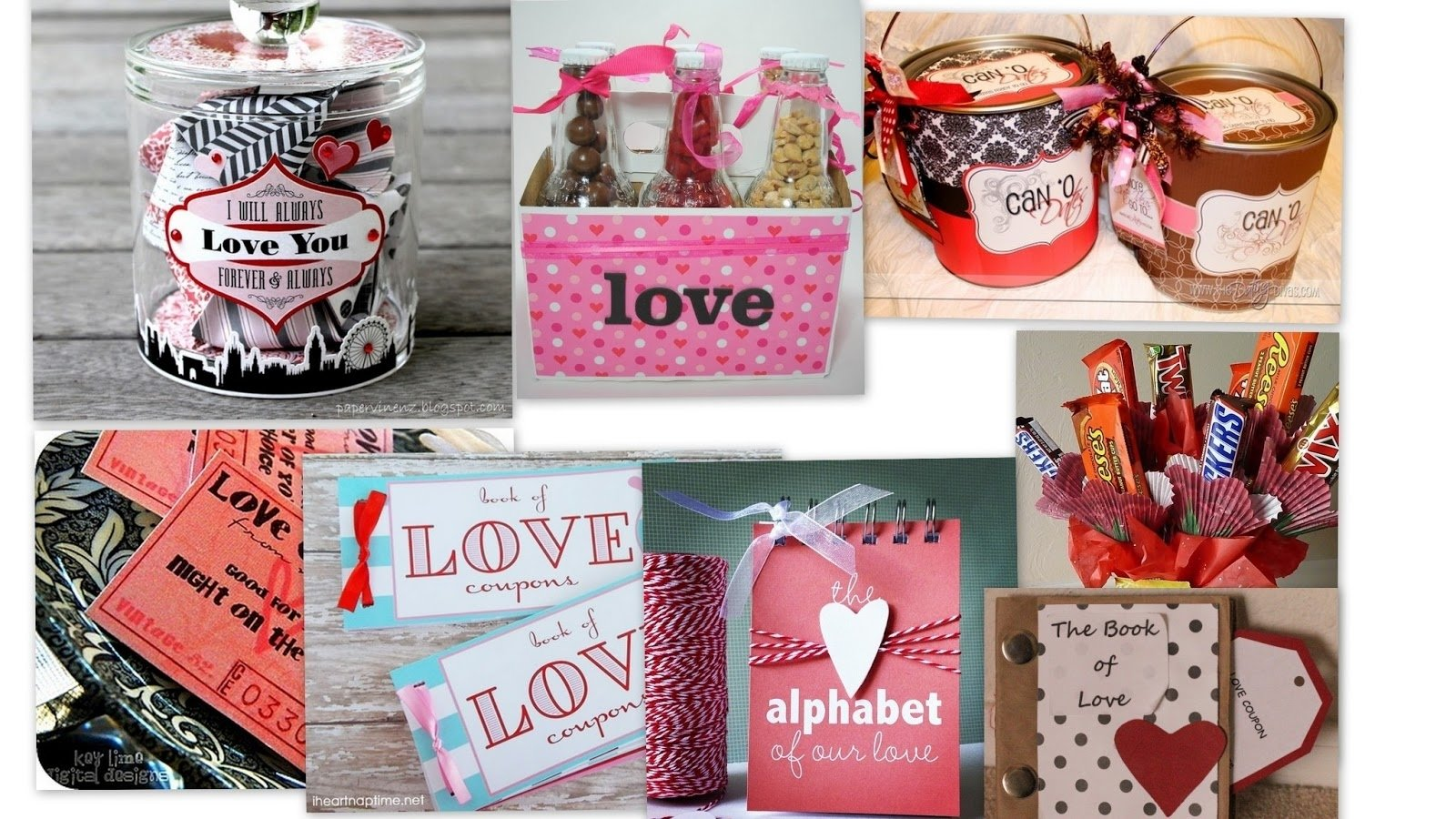 easy, last-minute, diy valentine's gifts! - i dig pinterest