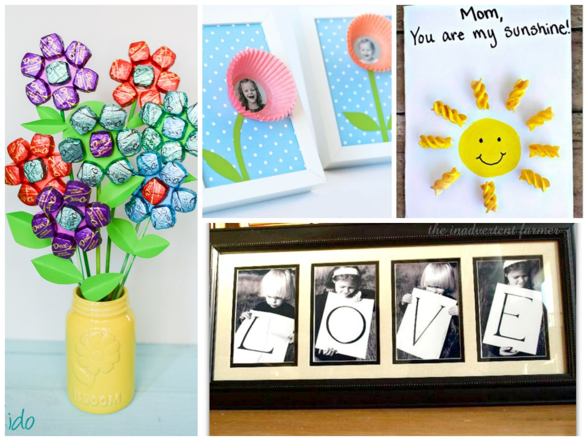 10 Cute Mothers Day Craft Ideas For Kids easy mothers day crafts for kids 20 best ideas of mothers day 1