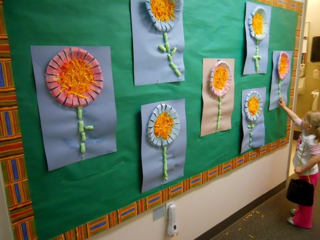 10 Cute Craft Ideas For 3 Year Olds easy preschool math with flowers spring flowers craft and spring 2021