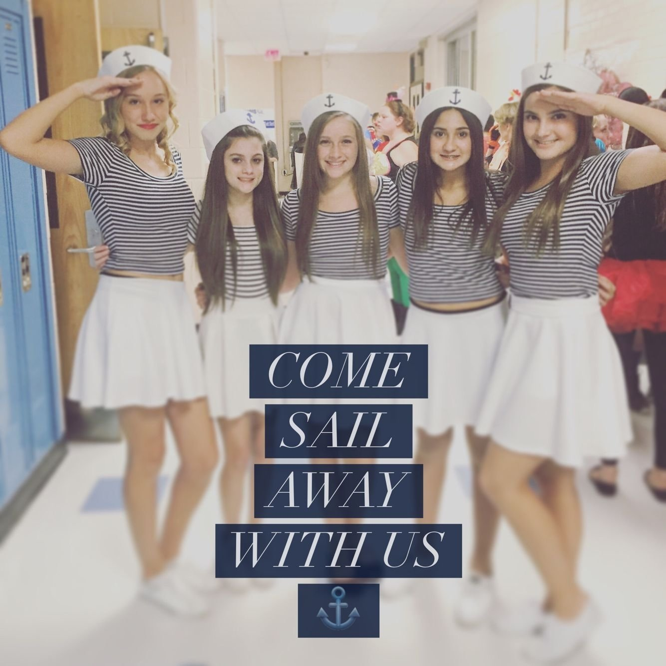 10 Ideal Homemade Costume Ideas For Teenagers easy sailor costumes for teen girls diy teen halloween costume 2020