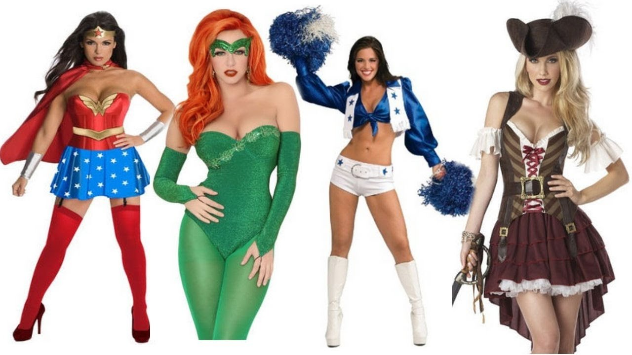 10 Stylish Ideas For Halloween Costumes For Women easy sexy adult halloween costume ideas for women wonder woman 2021