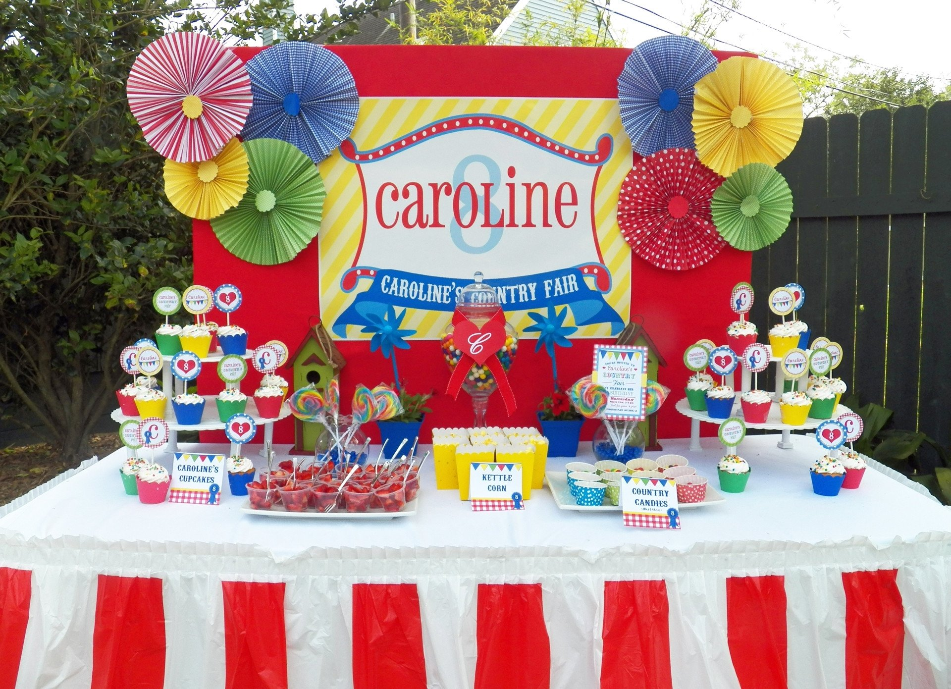 10 Fashionable Carnival Themed Birthday Party Ideas easy simple birthday party decoration youtube avec birthday party 2021