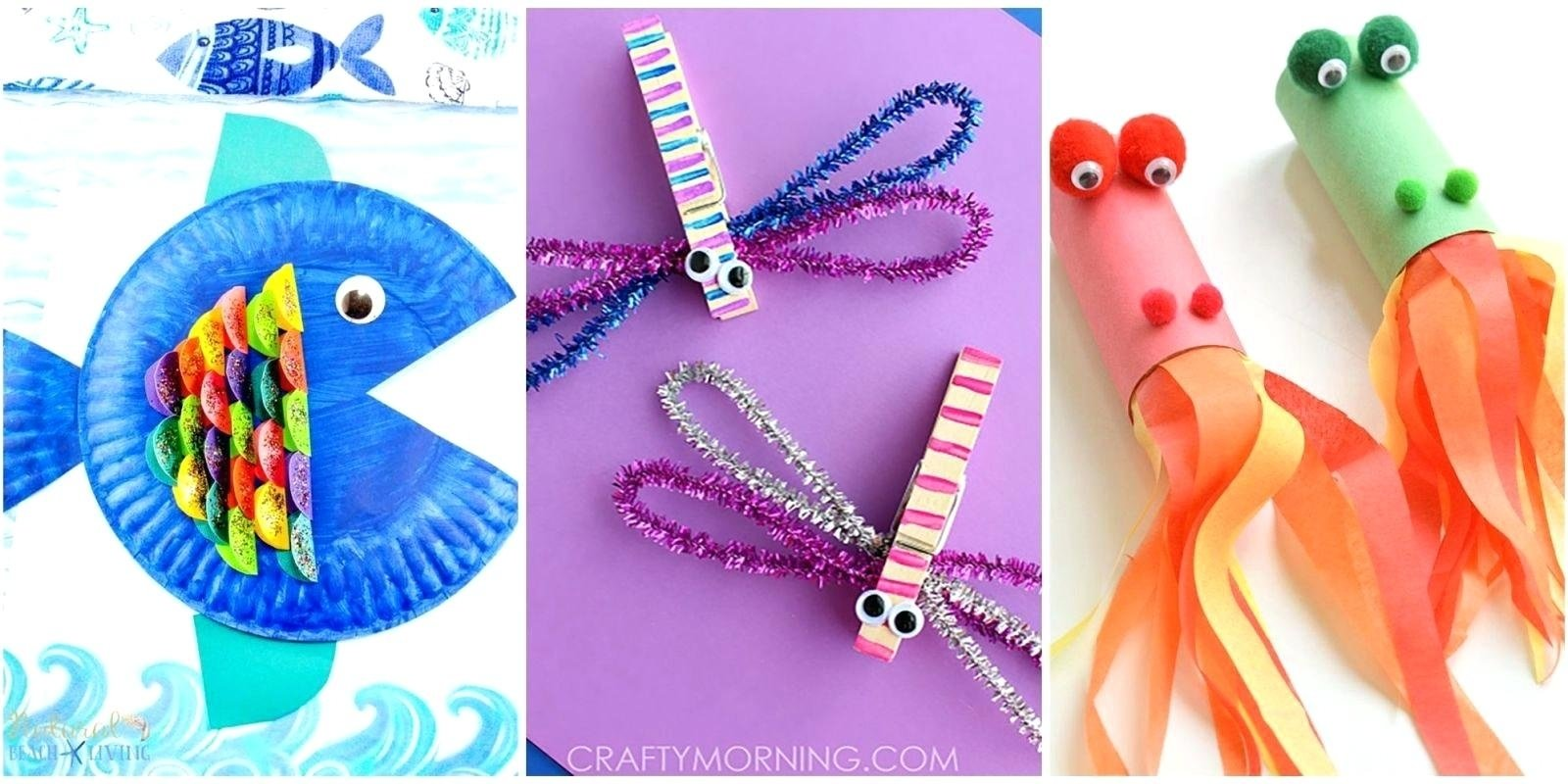10 Fabulous Spring Craft Ideas For Kids