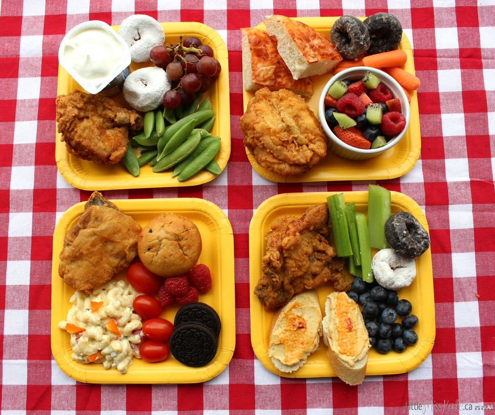 10 Perfect Food Ideas For A Picnic easy store bought 5 minute picnic meal ideas little miss kate 1 2020