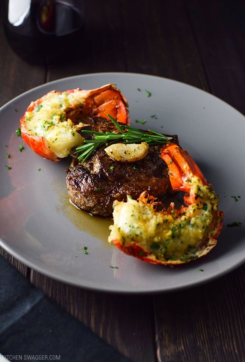10 Trendy Surf And Turf Menu Ideas easy surf and turf for two recipe kitchen swagger 2020