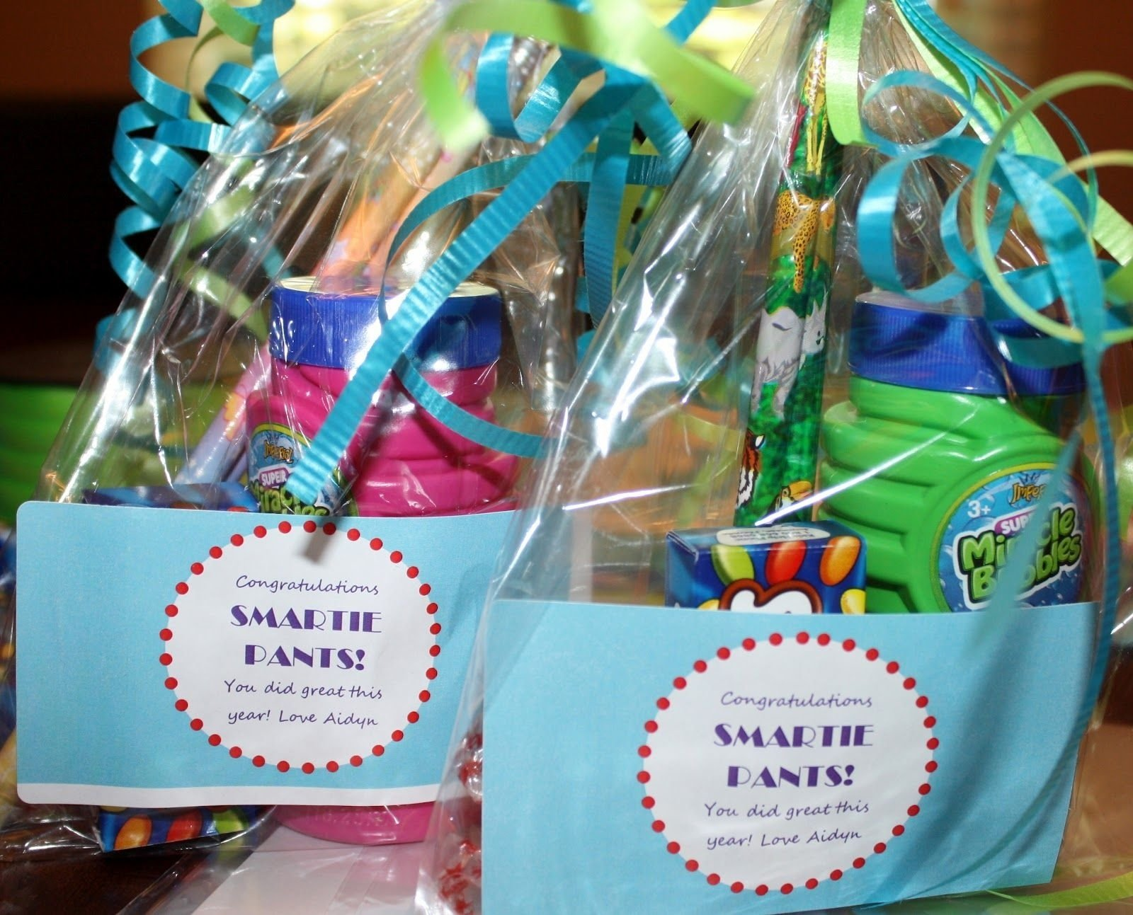 easy to make, inexpensive kindergarten graduation or end of the year