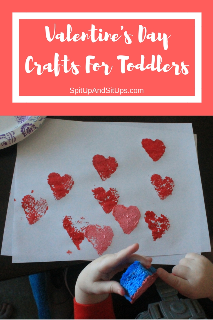 10 Elegant Valentines Day Ideas For Toddlers easy valentines day crafts for toddlers spit up and sit ups