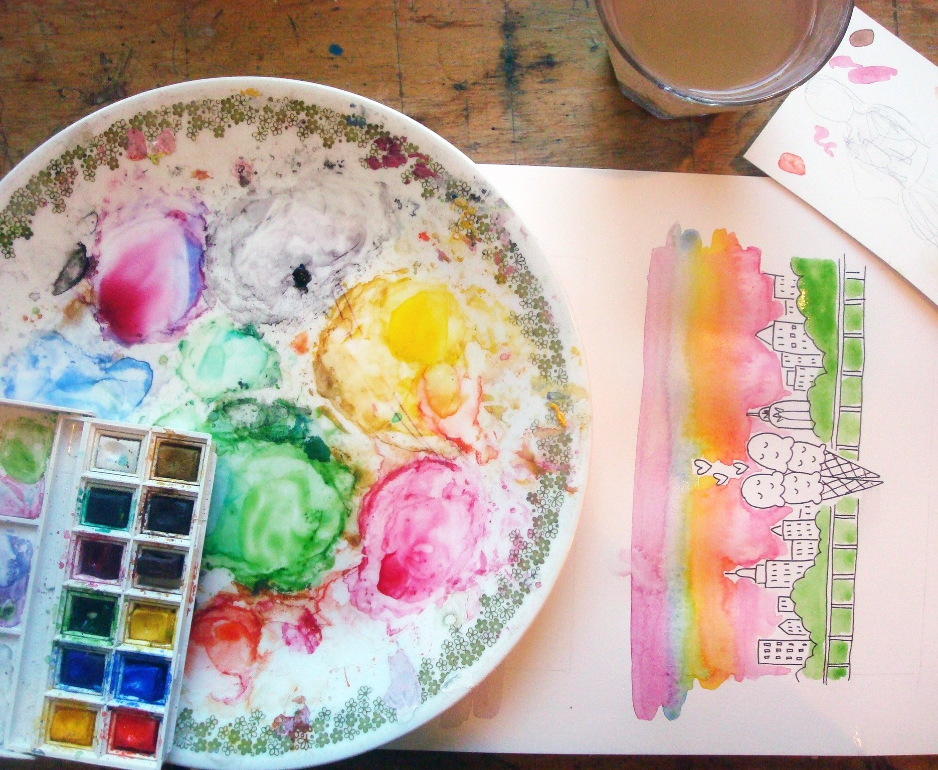 10 Most Recommended Watercolor Painting Ideas For Beginners easy watercolor ideas for any skill level