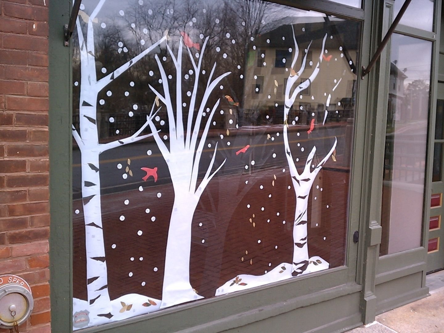 10 Fabulous Christmas Decorating Ideas For Windows easy ways to improve the empty storefront on your block so it stops 2020