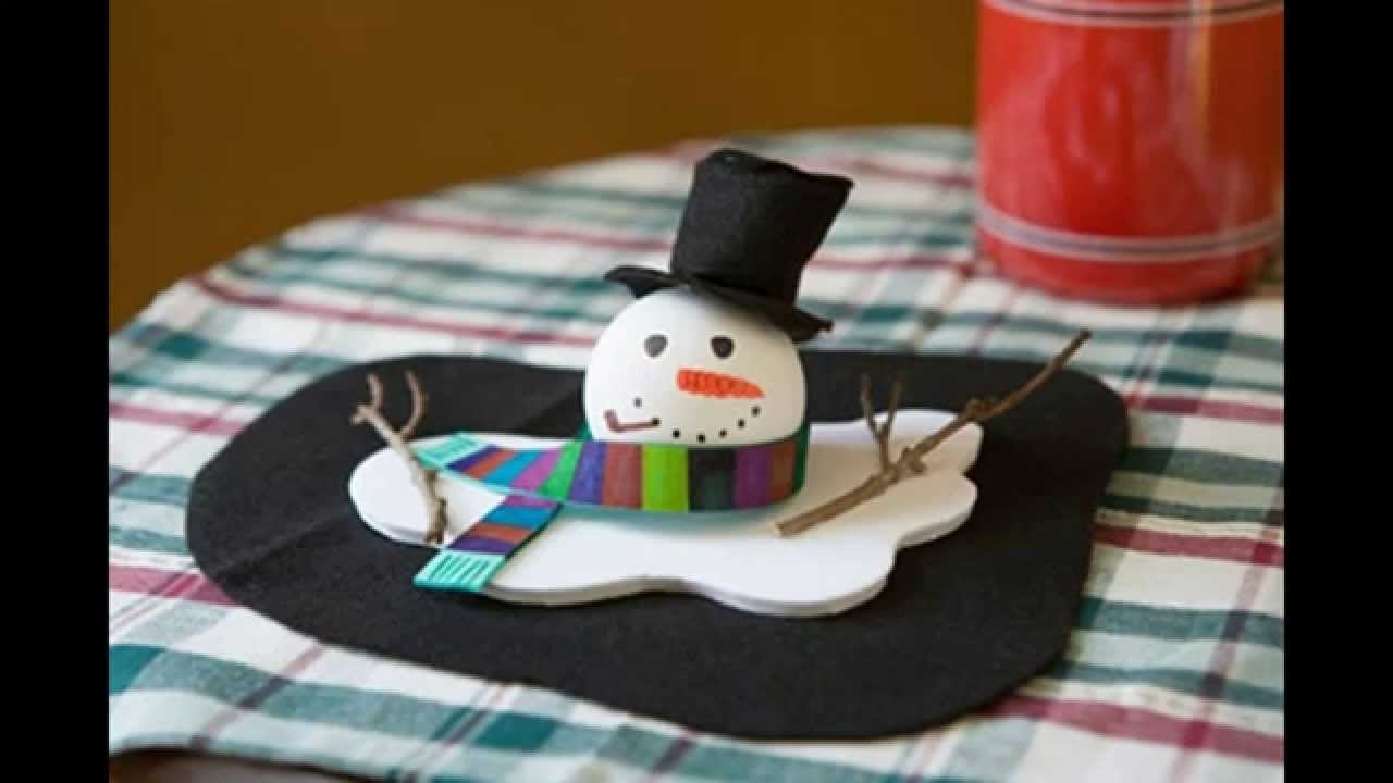 easy winter crafts for kids - youtube