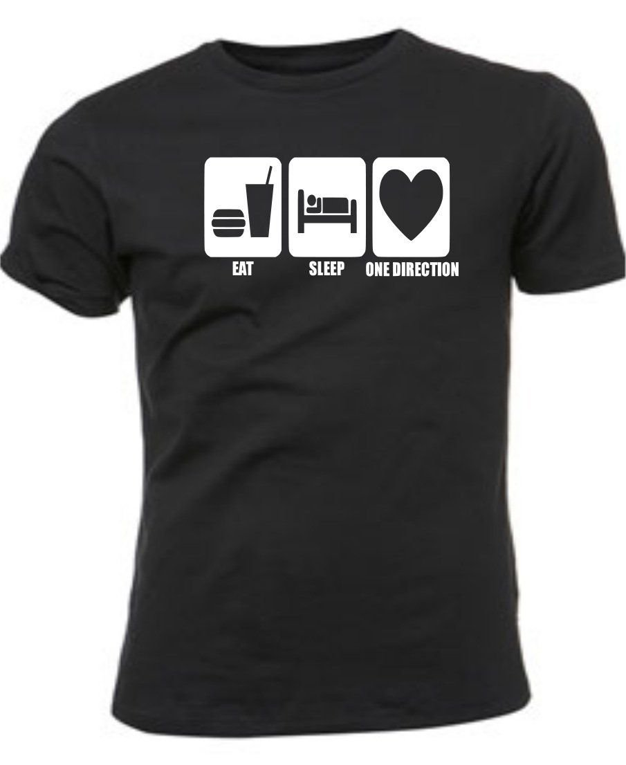 10 Fashionable One Direction T Shirt Ideas eat sleep one direction t shirt 244 1d got that one thing 3 2021