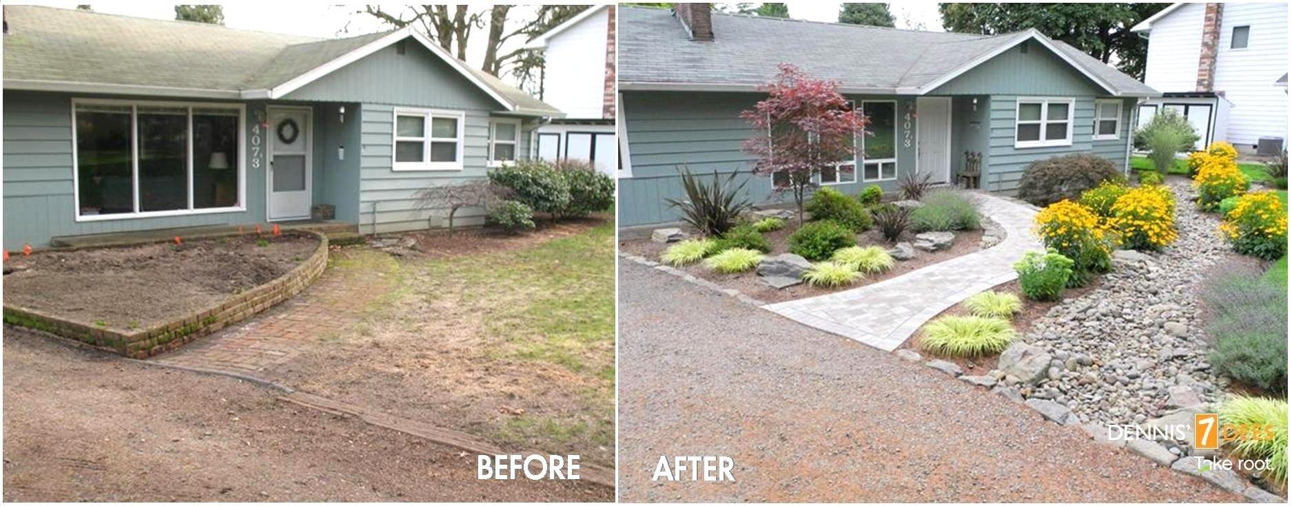 10 Unique Cheap Front Yard Landscaping Ideas economical front yard landscaping ideas the garden inspirations 2021