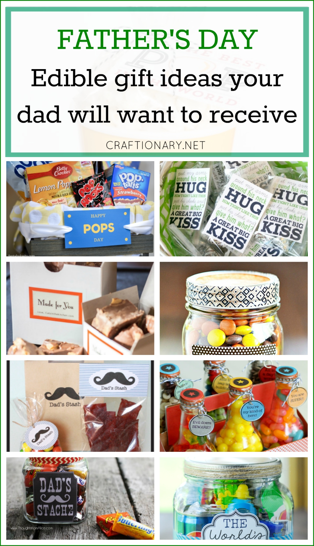10 Trendy Cheap Gift Ideas For Dad edible gift ideas for fathers day 2021
