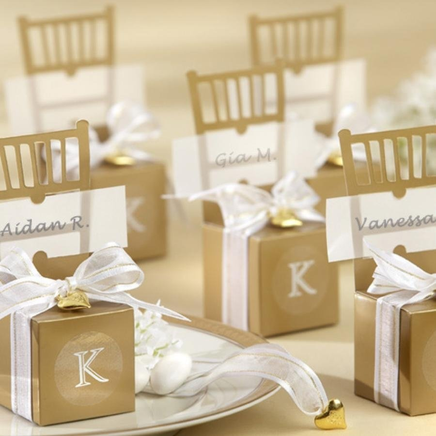 10 Ideal Wedding Gifts For Guests Ideas edible wedding favors 1