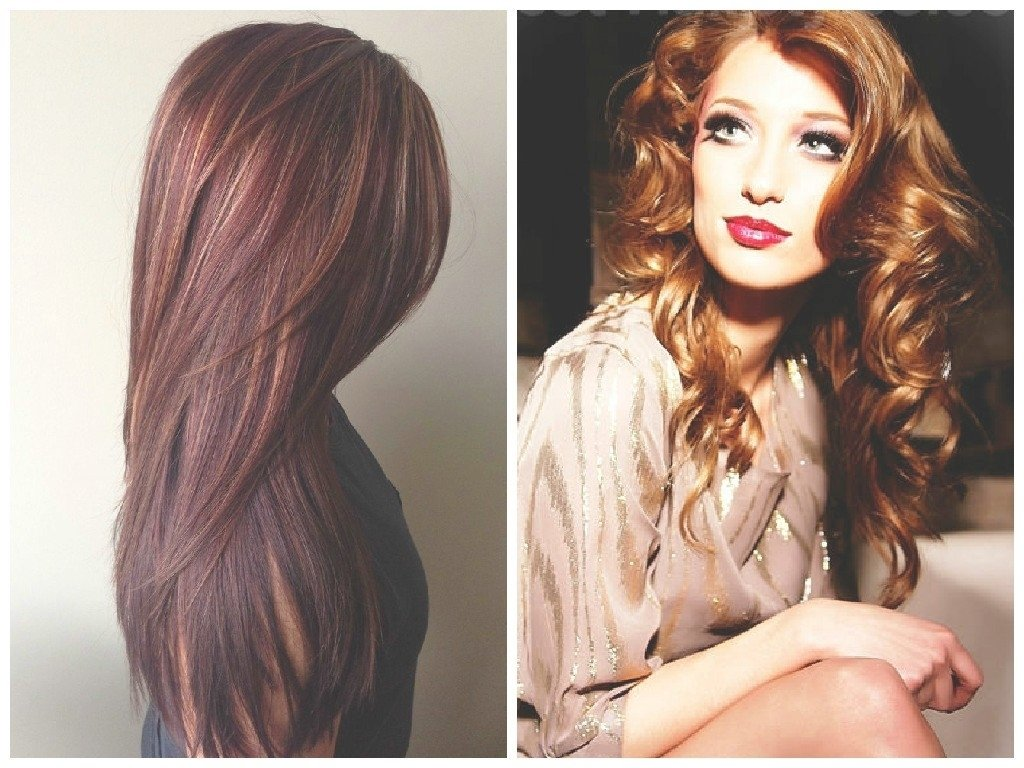 effective different types of red hair color - hairstyle ideas with