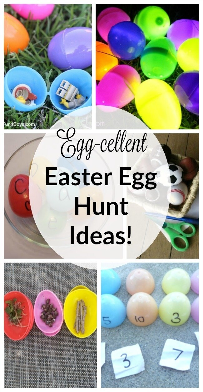 10 Elegant Easter Egg Ideas For Toddlers egg cellent easter egg hunt ideas how wee learn 2
