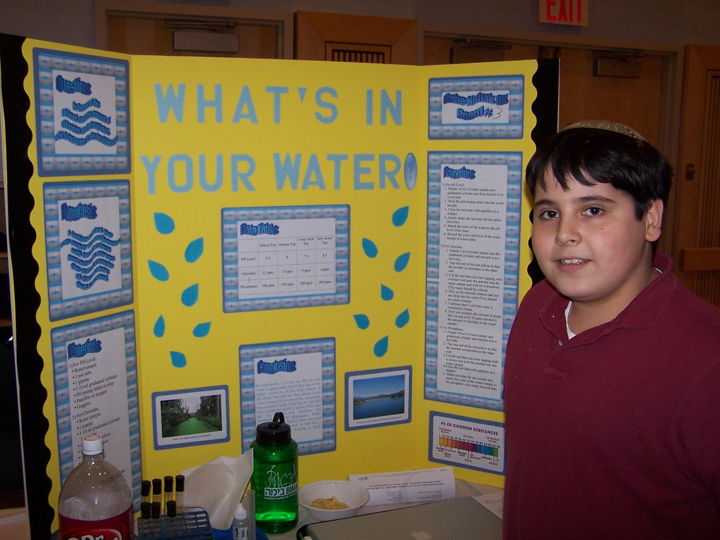 eight grade science project - coles.thecolossus.co