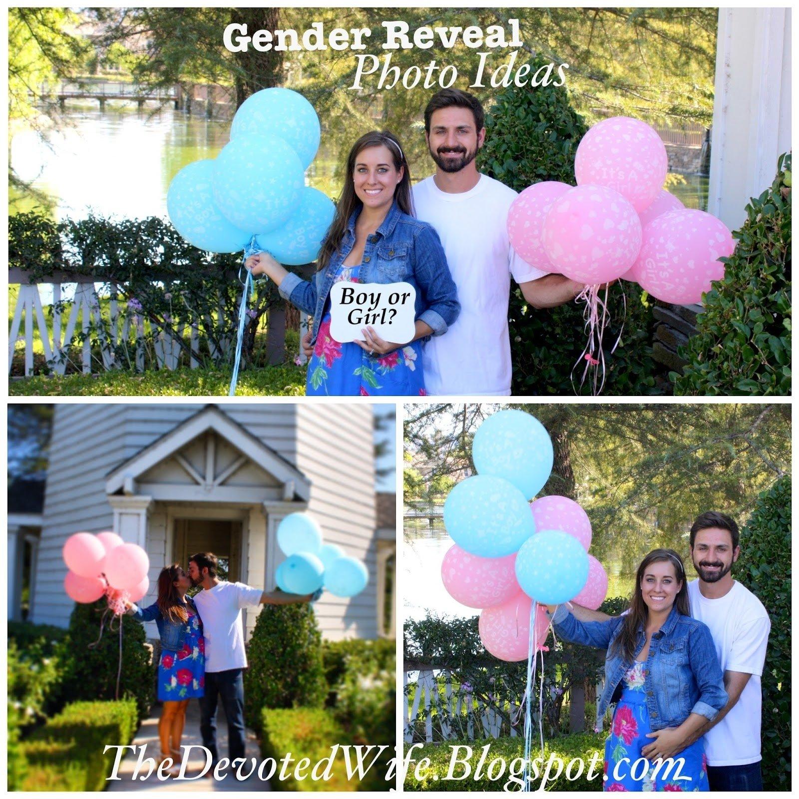 10 Stylish Baby Gender Reveal Photo Ideas eight28 baby gender reveal balloon picture ideas