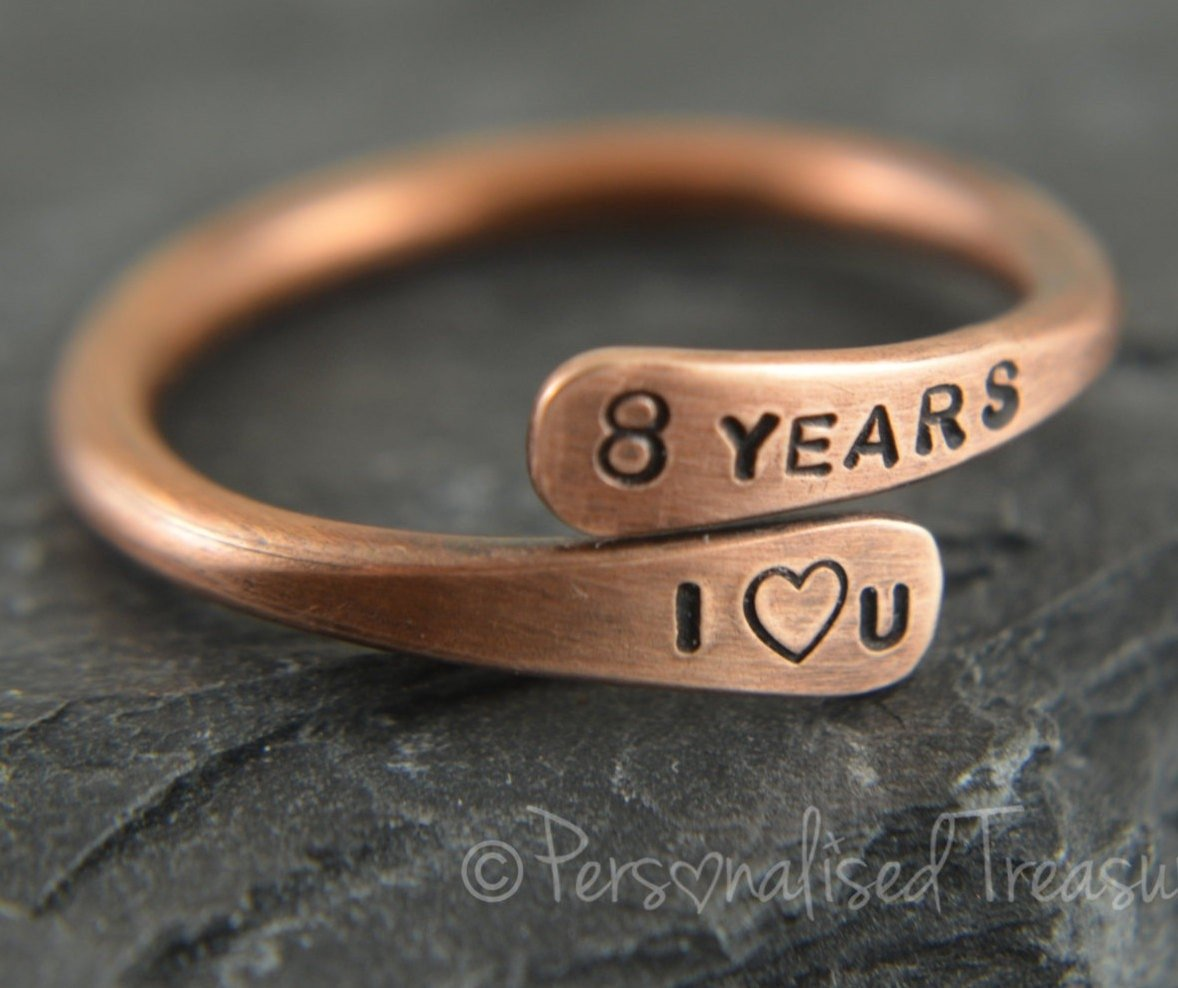 10 Unique 8Th Wedding Anniversary Gift Ideas