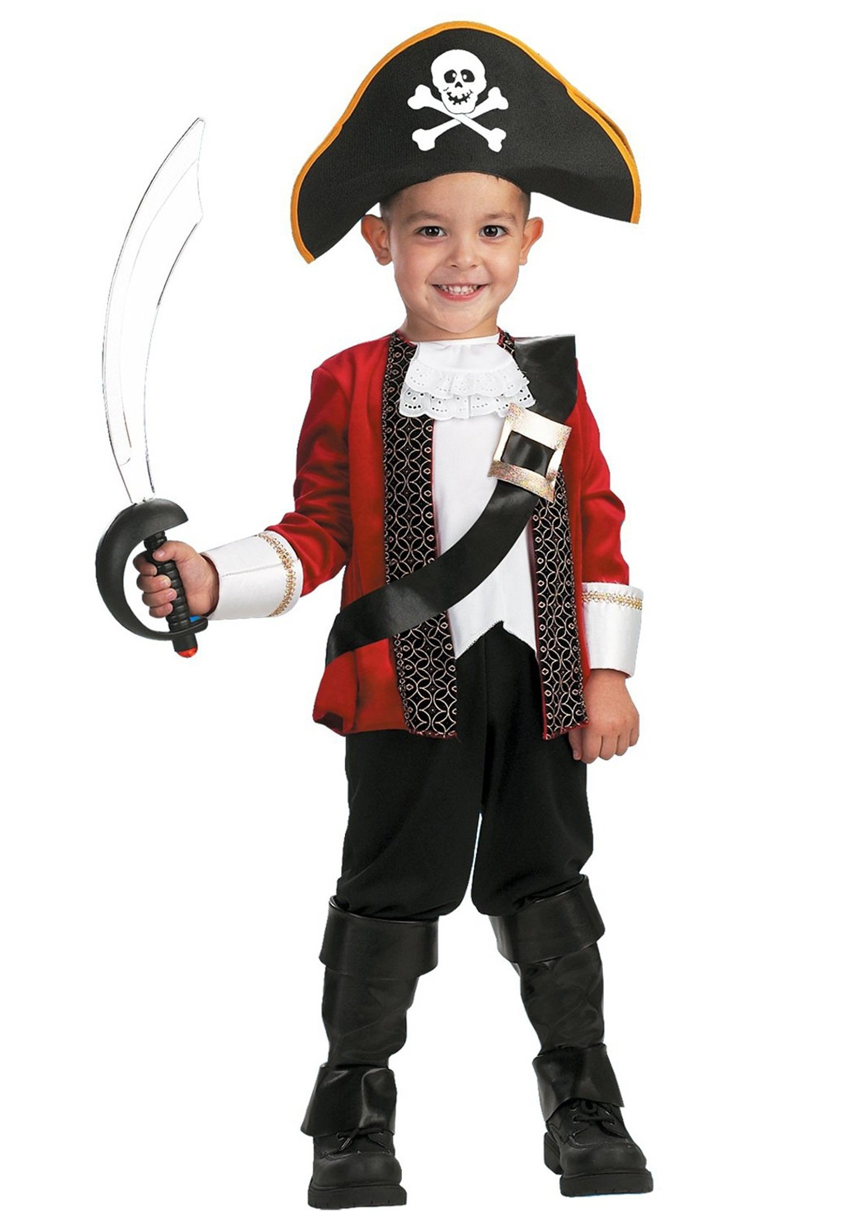 10 Great Pirate Costume Ideas For Kids el capitan child pirate costume 2020