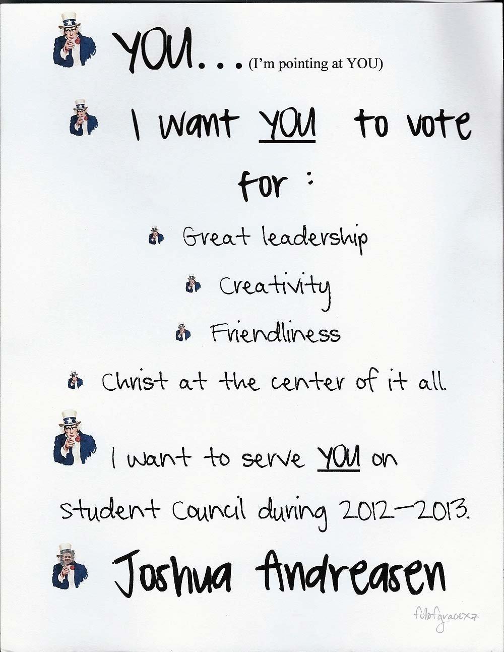 10 Beautiful Creative Student Council Speech Ideas election year 2020