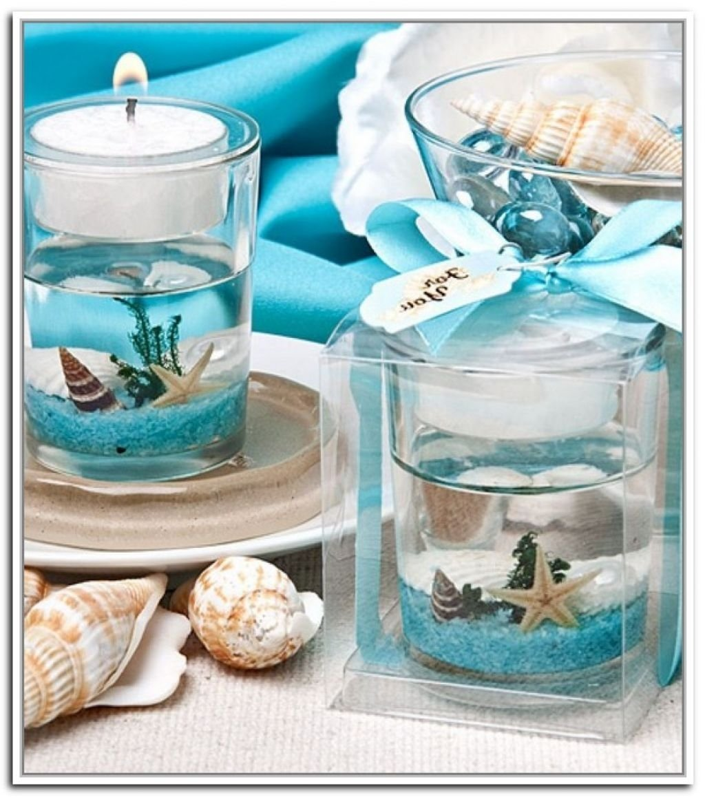 10 Great Beach Theme Bridal Shower Ideas elegant beach theme wedding centerpieces design ideas nautico 2020