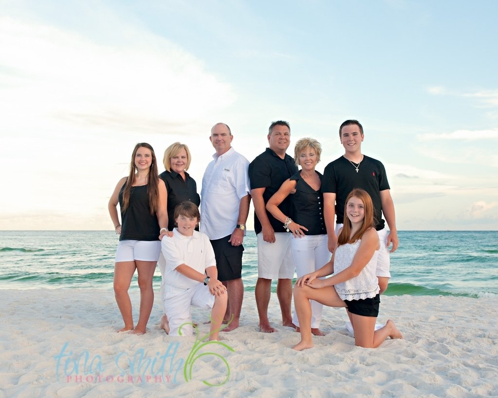 elegant black family photo ideas collections | photo and picture ideas