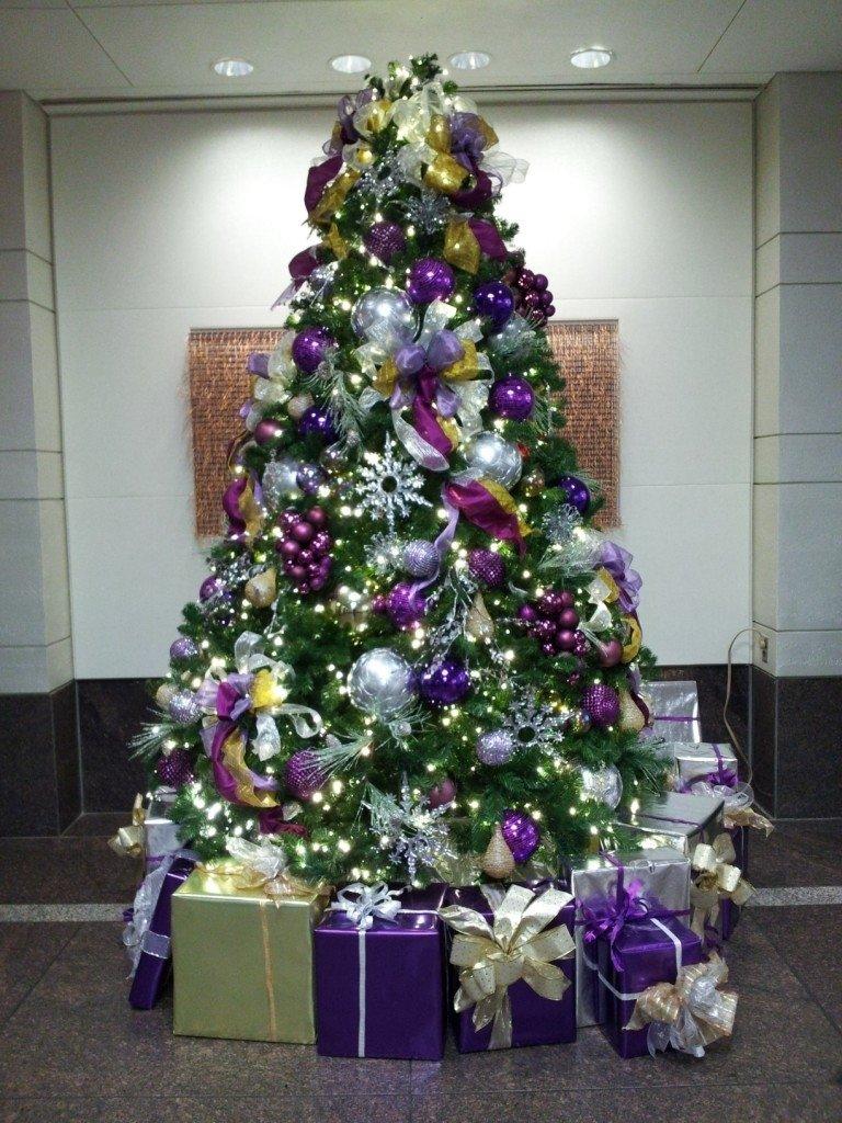 10 Stunning Elegant Christmas Tree Decorating Ideas Trees Decor Inspirations