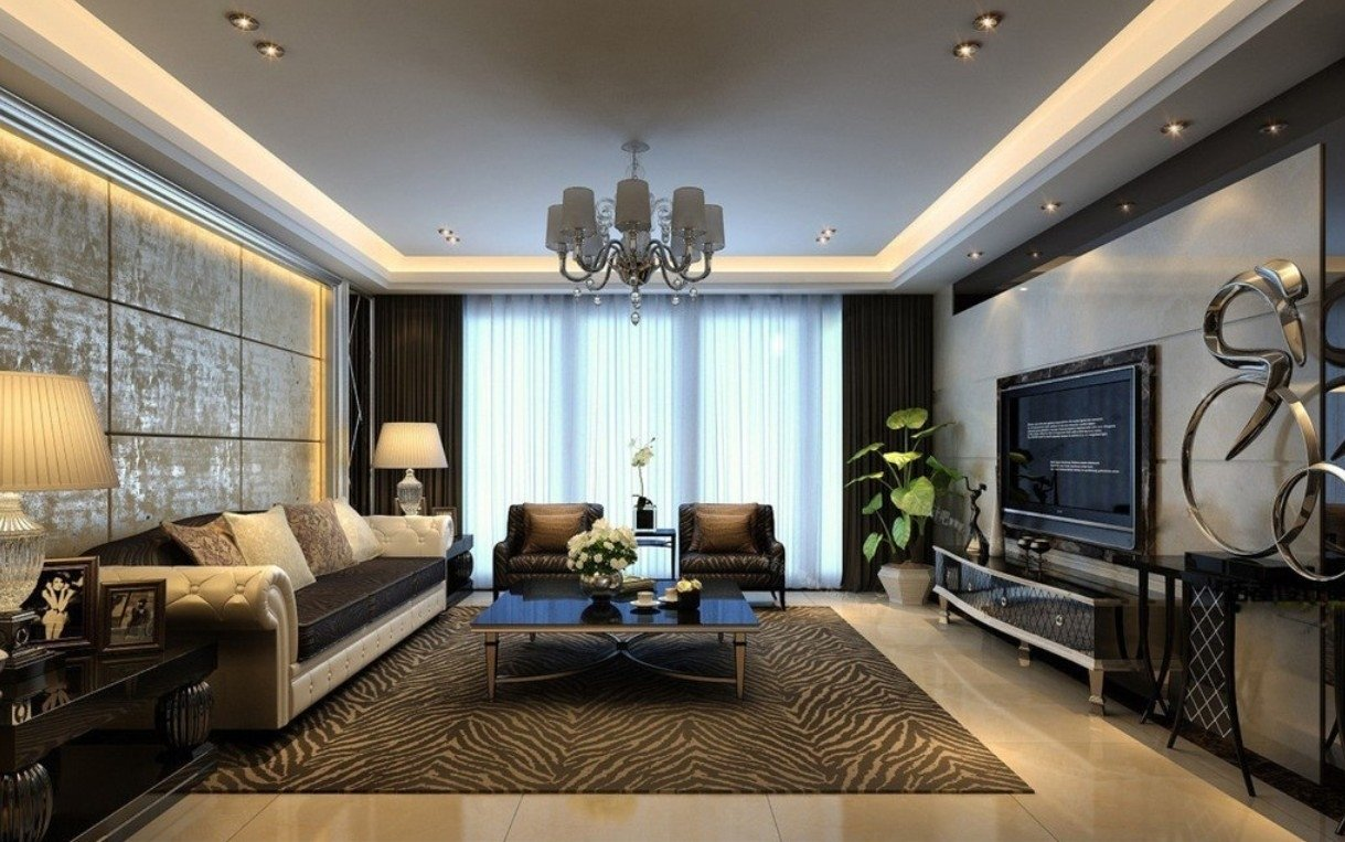 10 Fabulous Contemporary Living Room Decorating Ideas elegant contemporary living room decorating ideas 20 upon furniture 2021