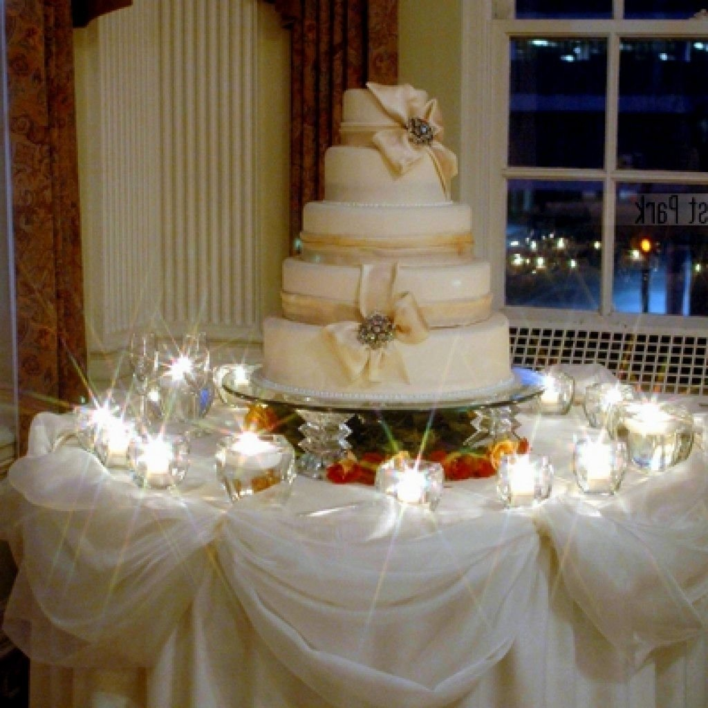 10 Fantastic Wedding Cake Table Decoration Ideas elegant wedding cakes decorating ideas wedding party decoration with 1