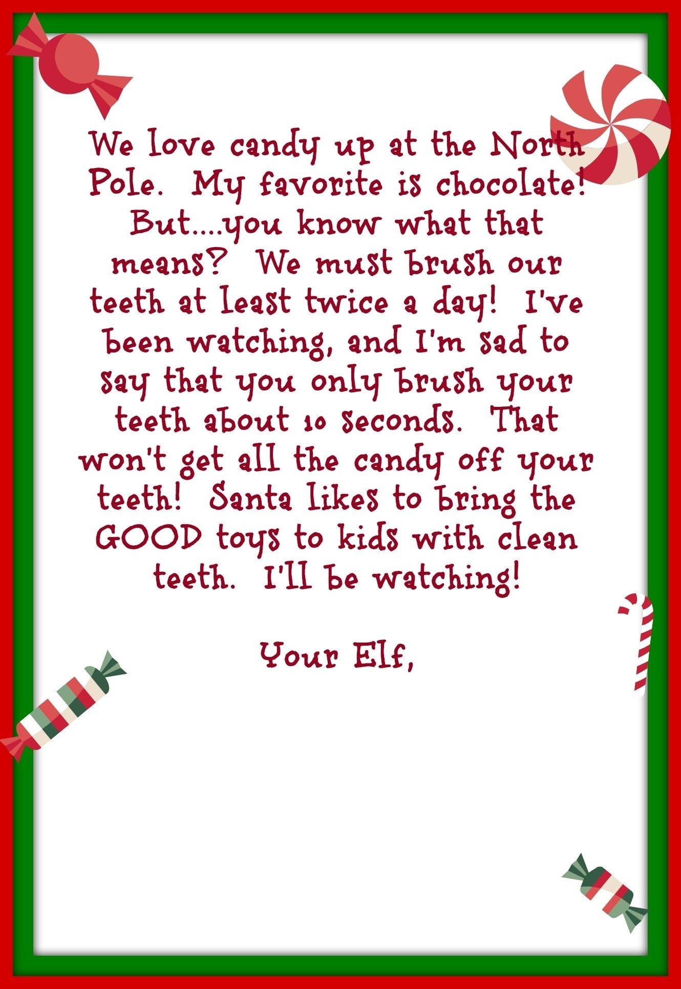 10 Stunning Letter From Elf On The Shelf Idea elf on the shelf day 9 december pre k pinterest elves shelves 1 2020