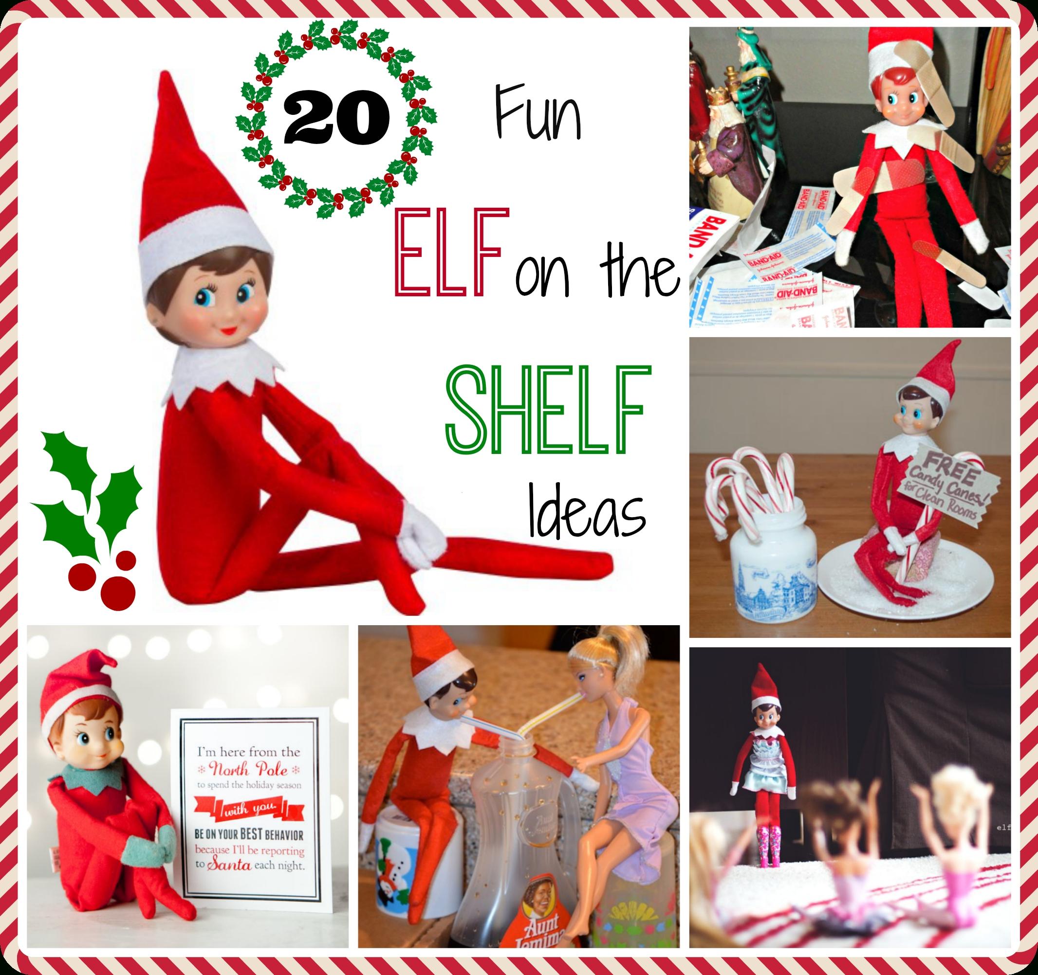 10 Stylish 101 Elf On The Shelf Ideas elf on the shelf ideas a to zebra celebrations 2021