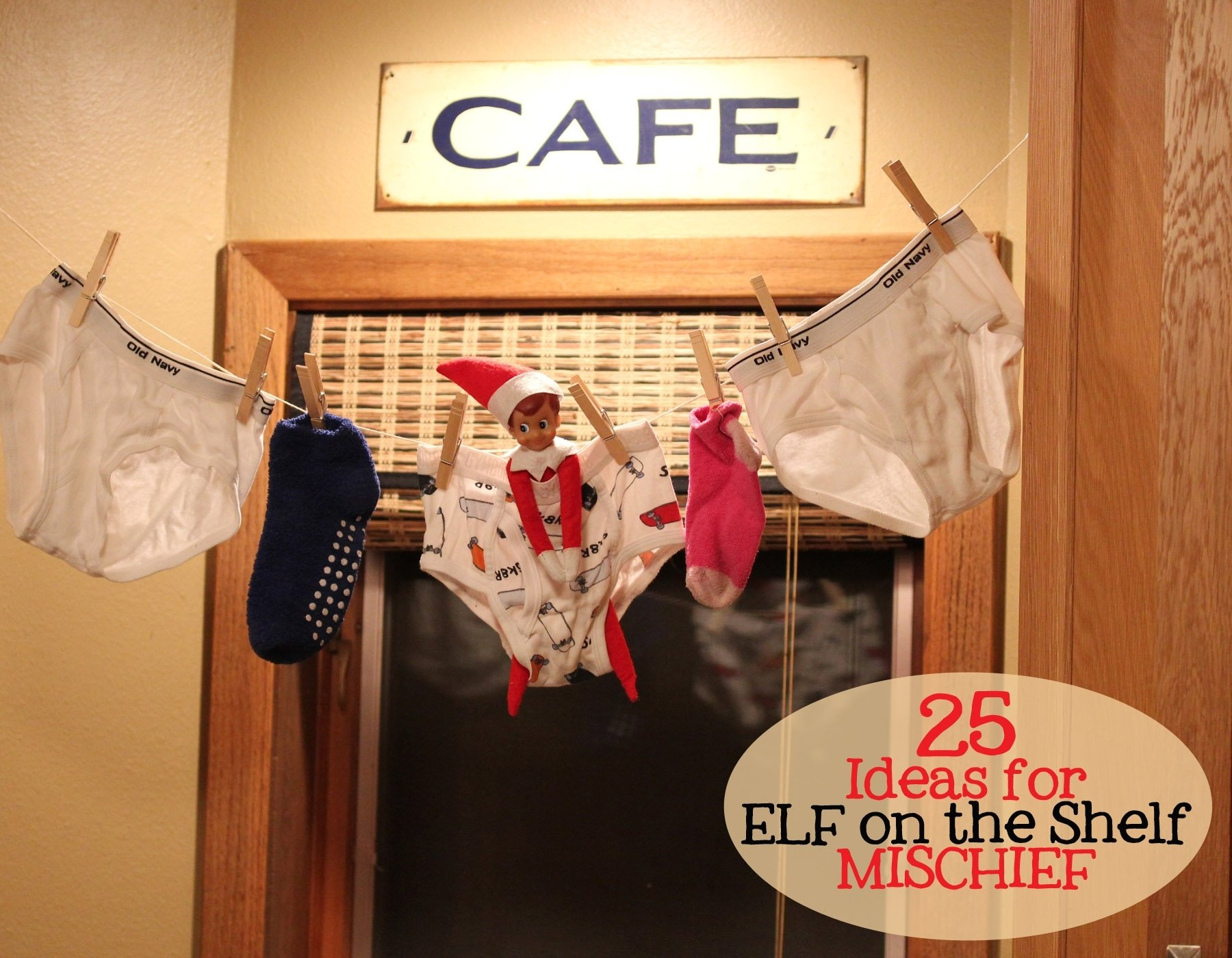 10 Lovely Elf On The Shelf Mischievous Ideas elf on the shelf ideas getting into mischief mommysavers 1 2020