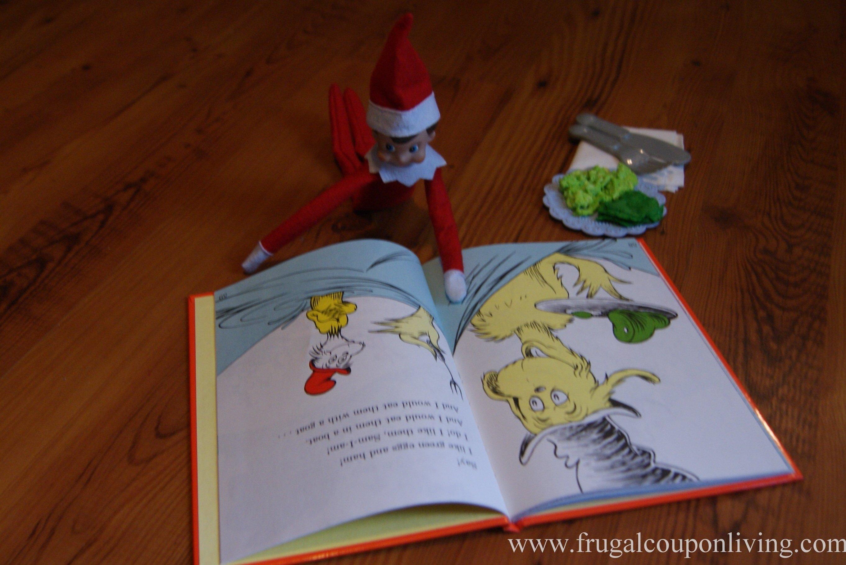 10 Elegant Pinterest Elf On The Shelf Ideas elf on the shelf ideas i do not like green eggs and ham 1 2020