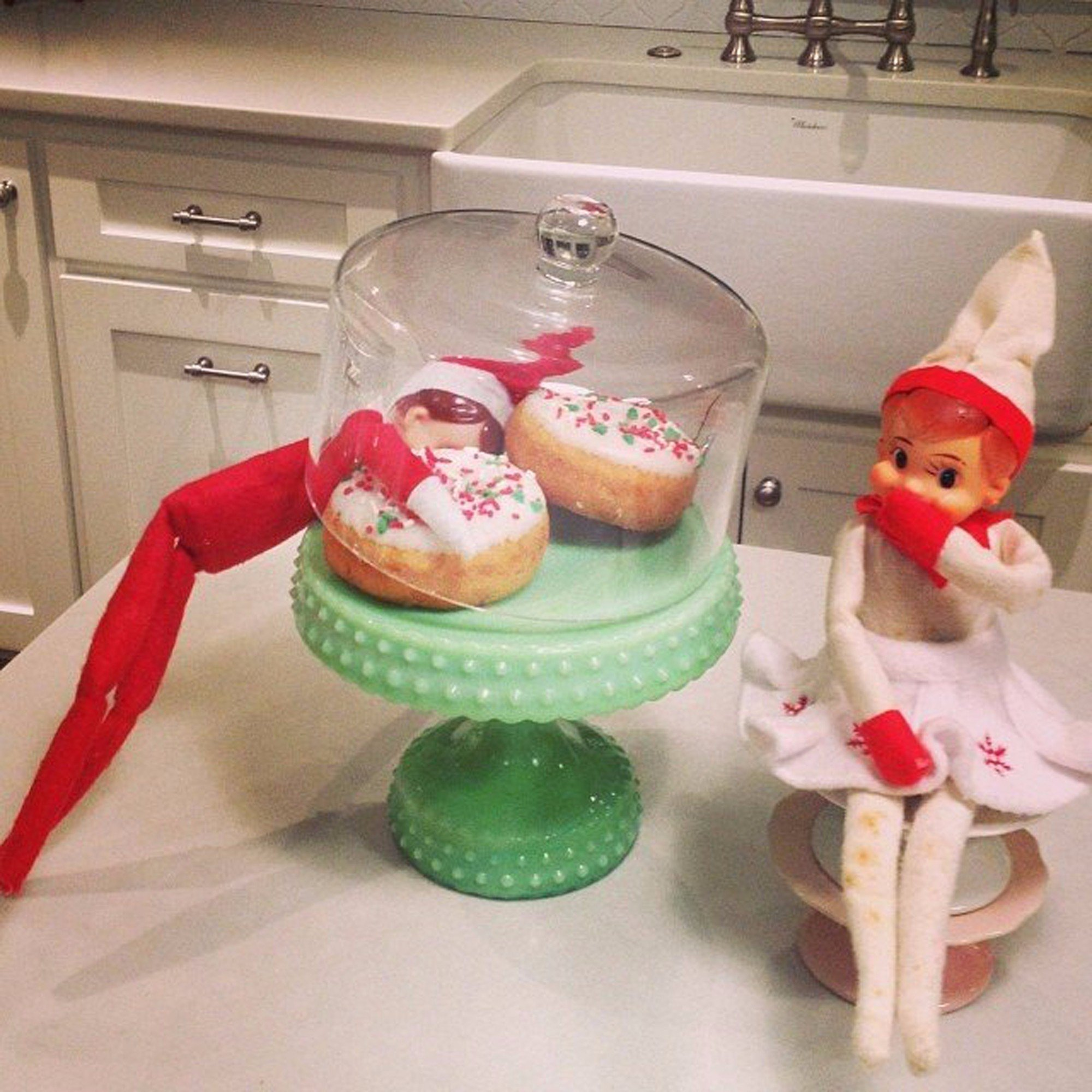 10 Wonderful Crazy Elf On The Shelf Ideas elf on the shelf ideas popsugar smart living uk 2020