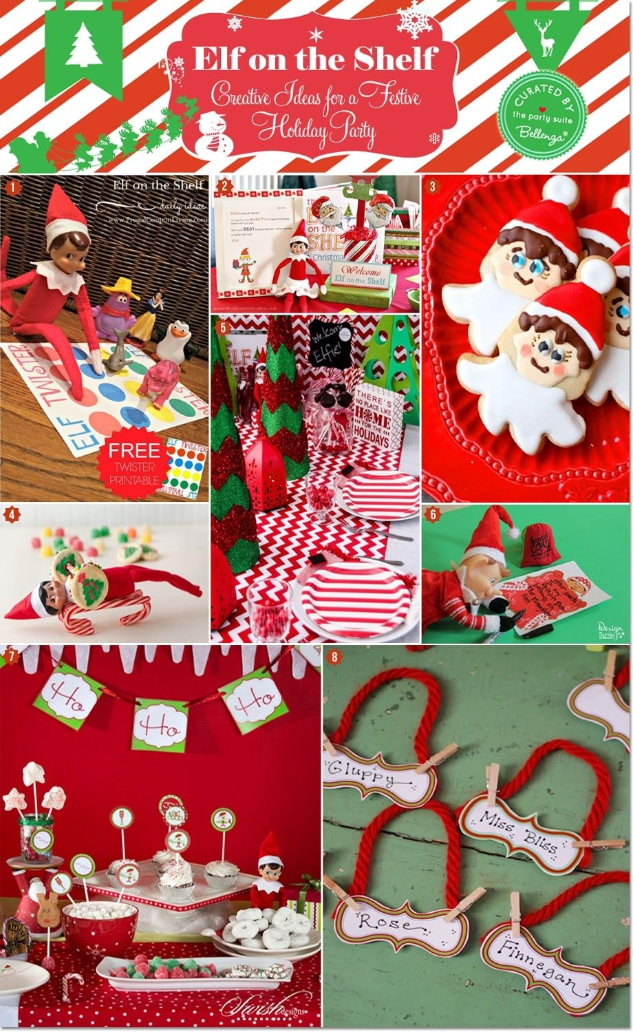 elf on the shelf party theme: ideas made easy for you!